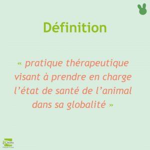 définition ostéopathie animale